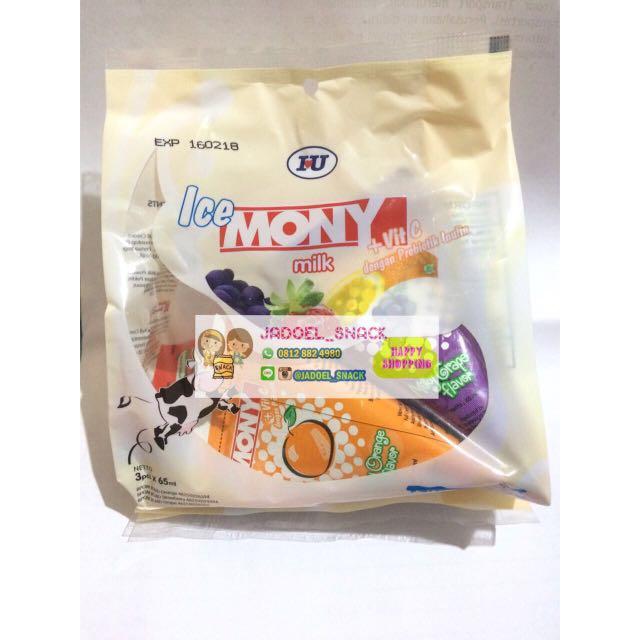 ICE MONY / ES MONY