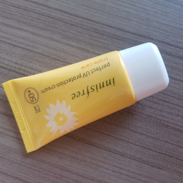 innisfree perfect UV protection cream spf 50 (20ml)