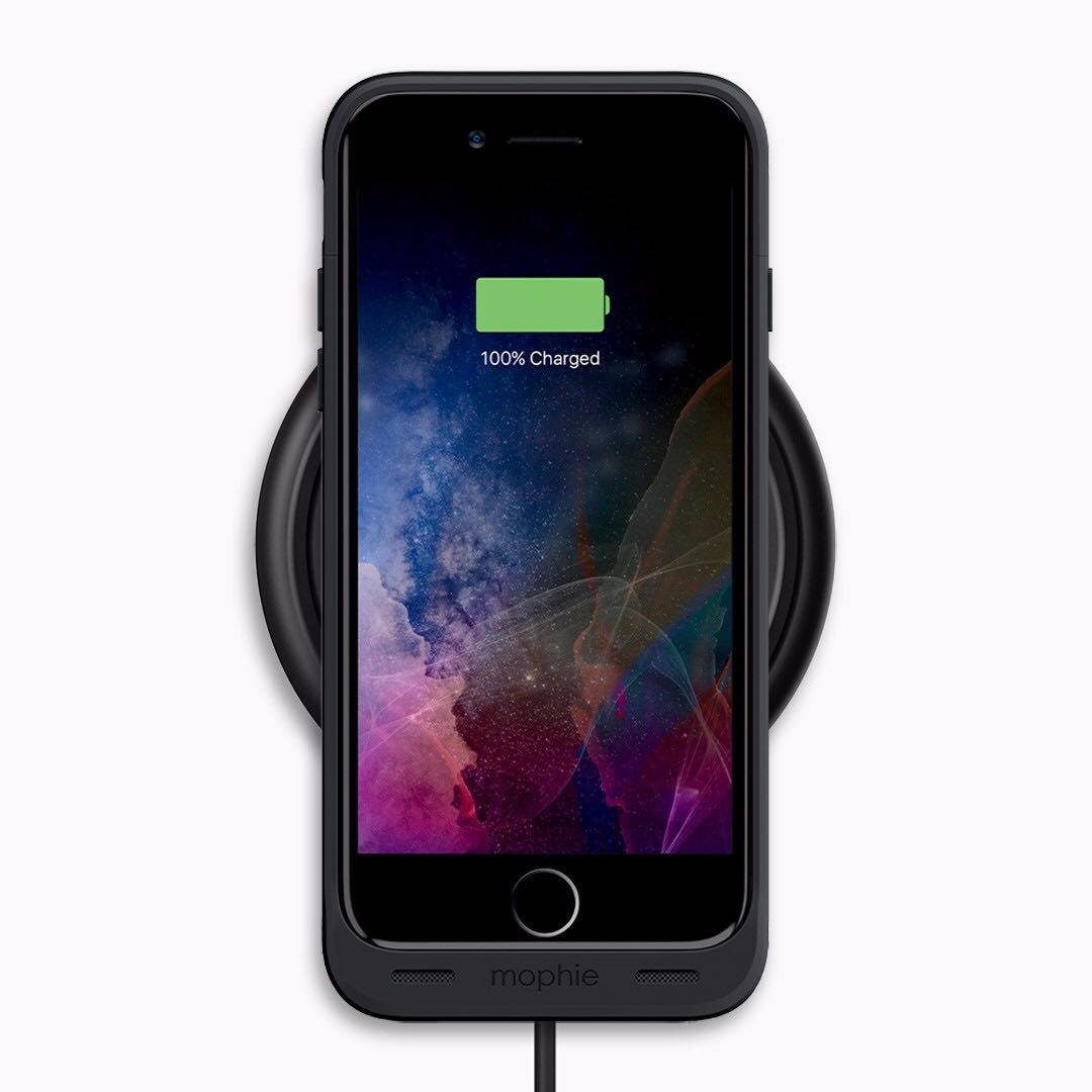 newest 427c3 99f05 [IN-STOCK] mophie wireless charging base Made for iPhone 8, iPhone 8 Plus,  iPhone X and Qi-enabled devices
