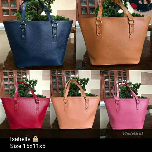 ISABELLE BAGS
