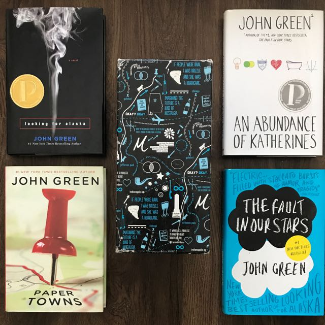 John Green boxed set