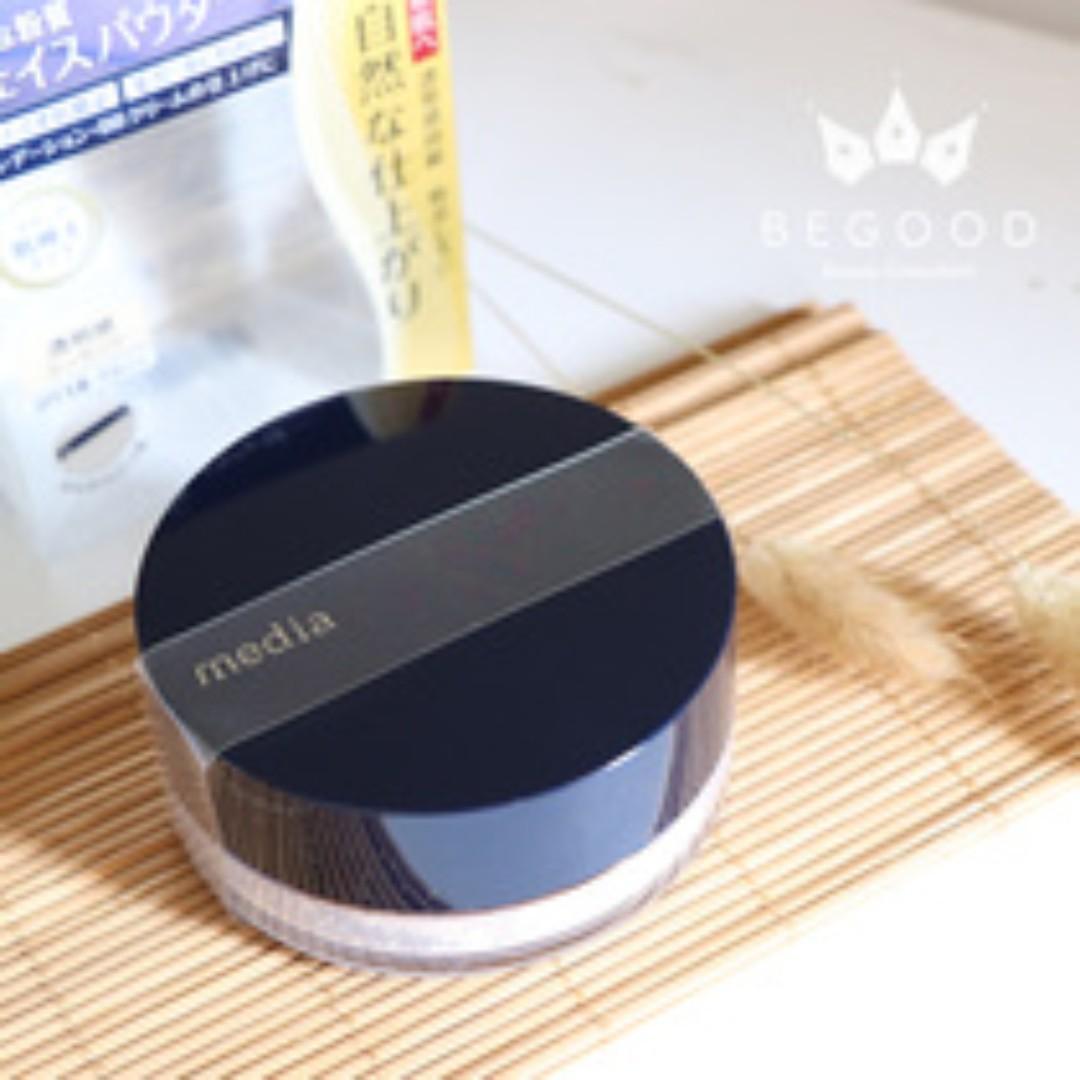 Kanebo Media Loose Translucent Powder
