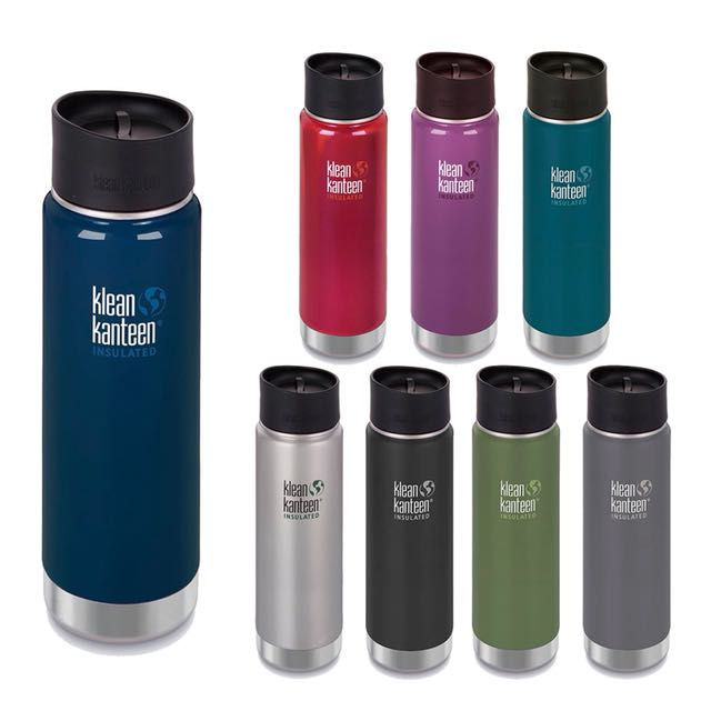 Klean Kanteen 20oz Insulated Vacuum Flask