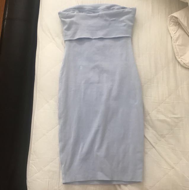 Kookai light blue dress