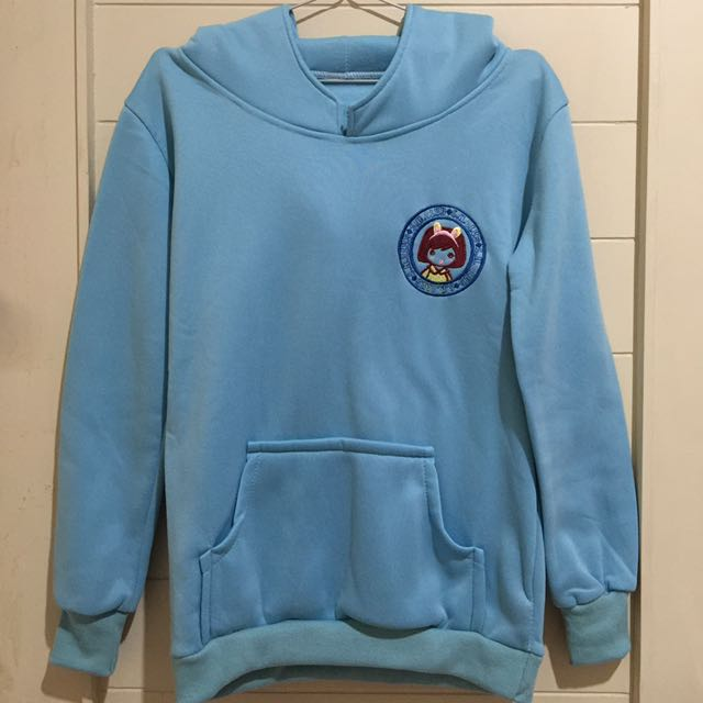 KOREAN WINTER HOODIE SWEATER JACKET