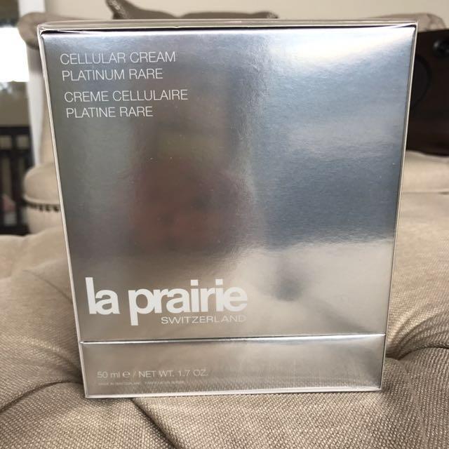 La Prairie Cellular Platinum Rare cream