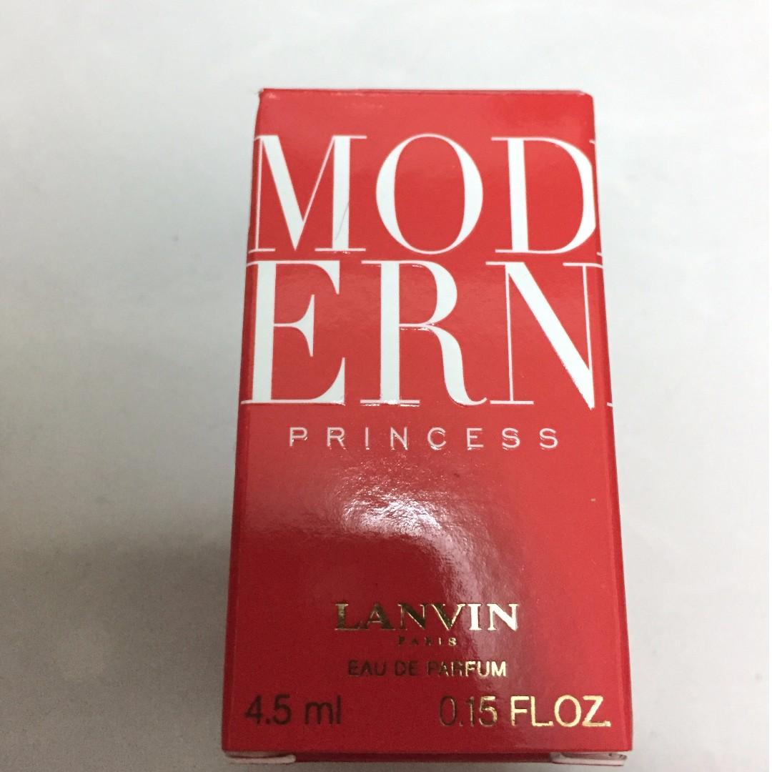 Lanvin Modern Princess 浪凡冒險公主女性淡香精迷你瓶 4.5ML