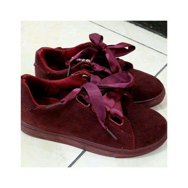 LASENORA MAROON SHOES