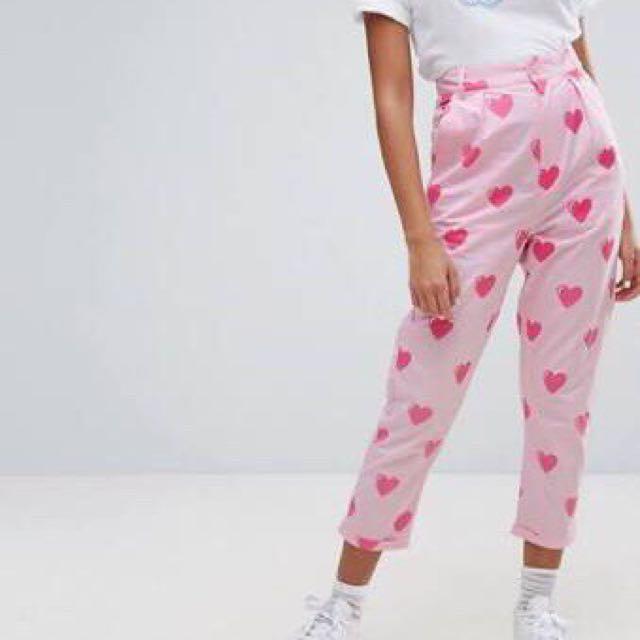 LAZY OAF LOVE PANTS