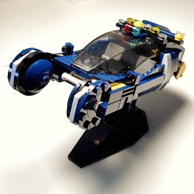 Lego Blade Runner Spinner, Toys & Games, Toys on Carousell