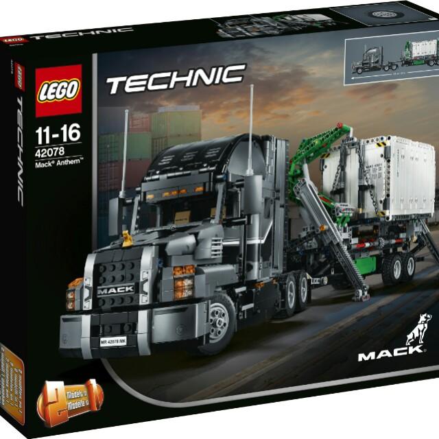 lego technic 2018 toys games bricks figurines on. Black Bedroom Furniture Sets. Home Design Ideas