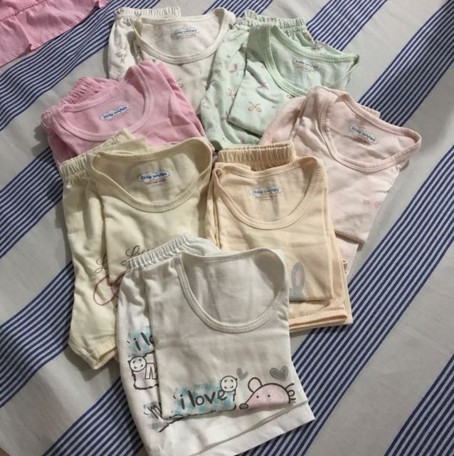 Little wishes Terno blouse and shorts for girl
