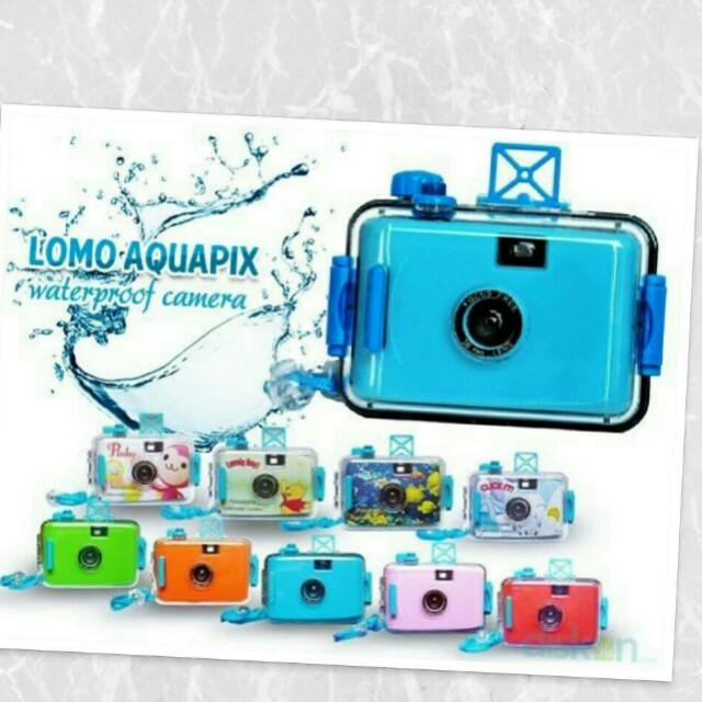 Lomo Waterproof Camera