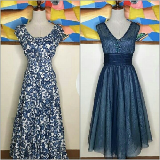 Long dress and gown