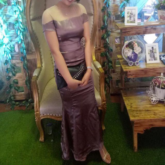 Long dress tunik