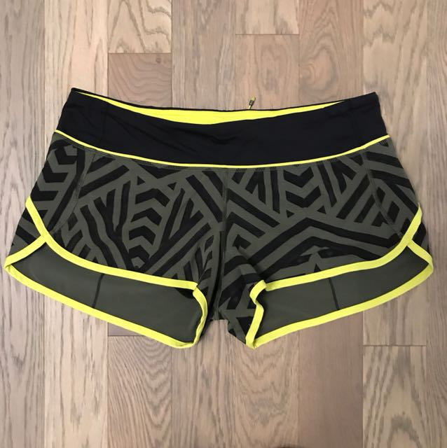 Lululemon Speed Short - Size 6