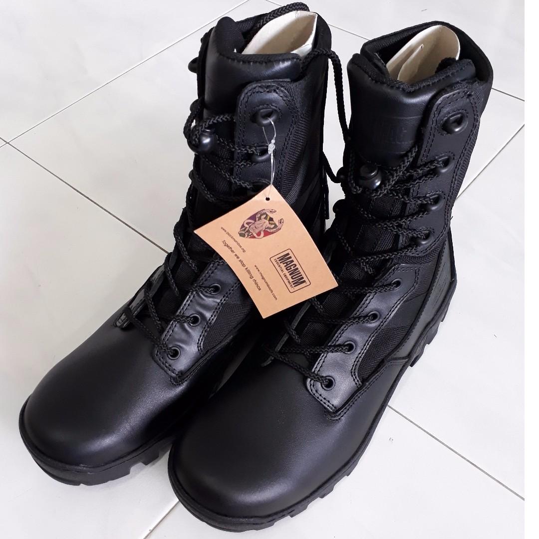 Magnum Spartan XTB Vibram Boots 570fd9be5