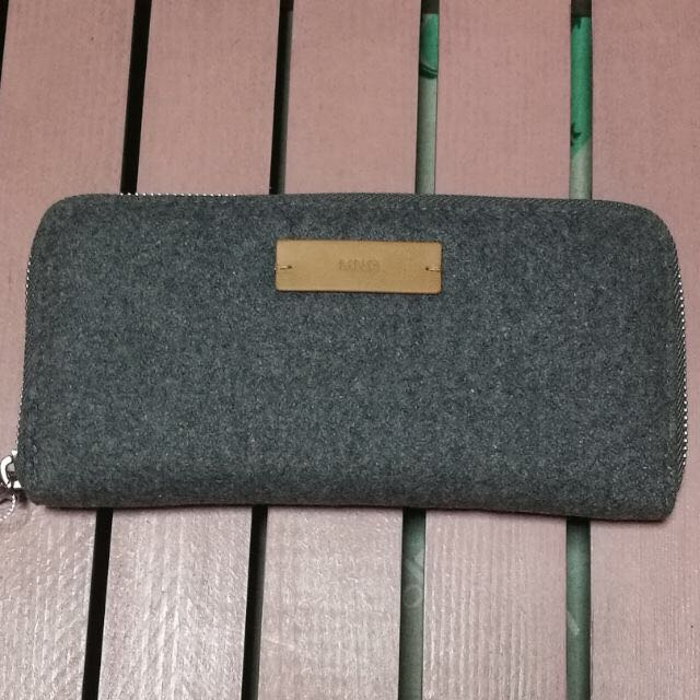 Mango fleece wallet