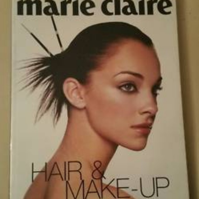 Marie Claire Makeup and Hair Big book