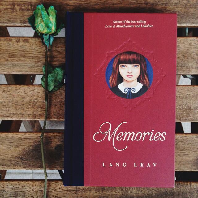 Memories by Lang Leav  ||  PRE-ORDER