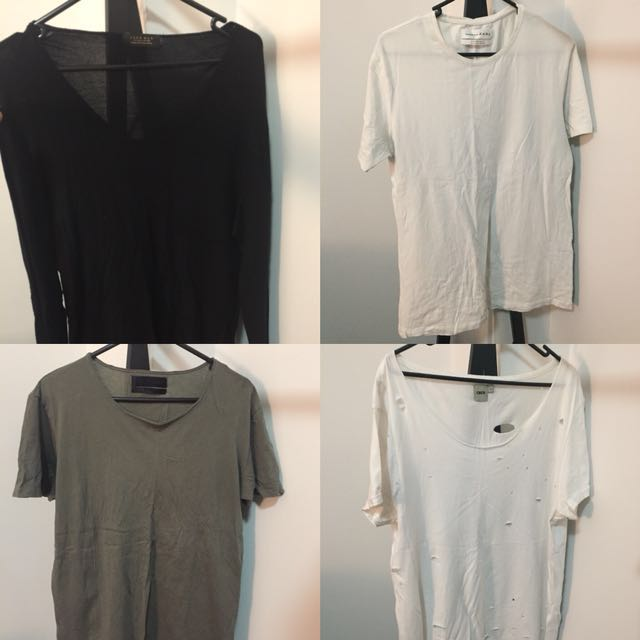 Men's Size medium Tops