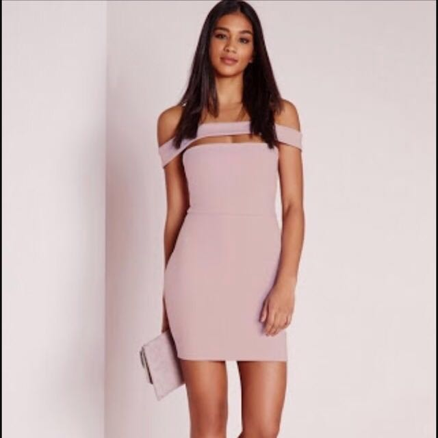 Missguided Bodycon Dress