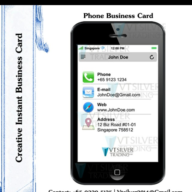 Mobile phone design business card design craft artwork on carousell mobile phone design business card mobile phone design business card reheart Image collections