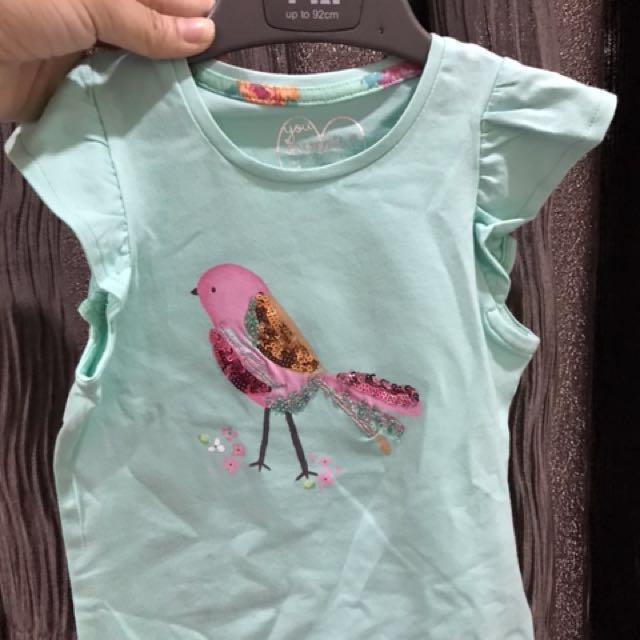 Mothercare baju anak jastip