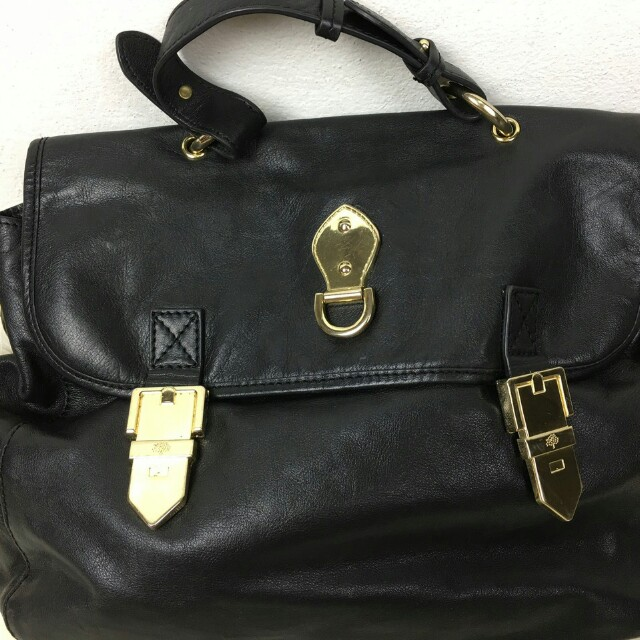 08a232bcf8 ... official used mulberry tillie black shoulder bag luxury bags wallets on  carousell d2ceb 6593e