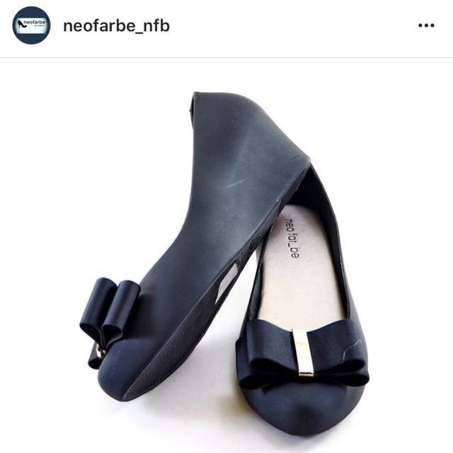 Neo Far_be Jelly Wedges Shoes