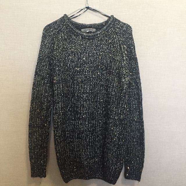NEW LOOK Glam Sequin Knit