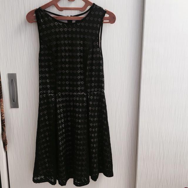 Newlook Black Dress