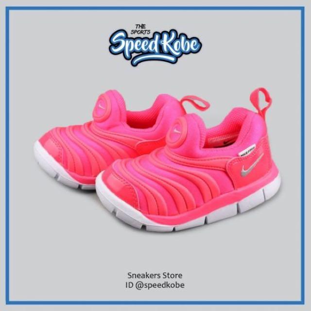 Nike女童毛毛蟲鞋