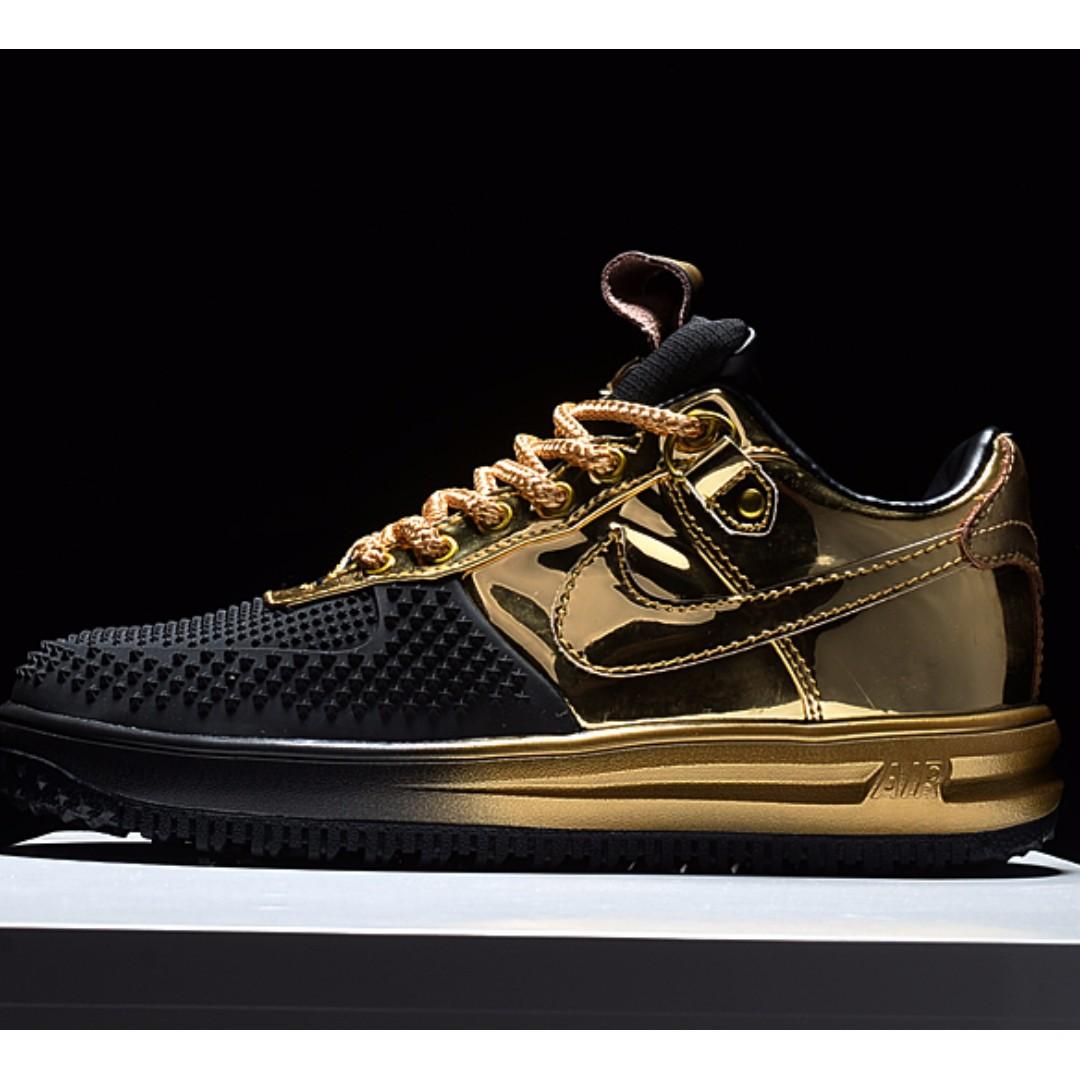 sports shoes 54b90 fb4d2 NIKE LUNAR FORCE 1 DUCKBOOT LOW, Men s Fashion, Footwear on Carousell