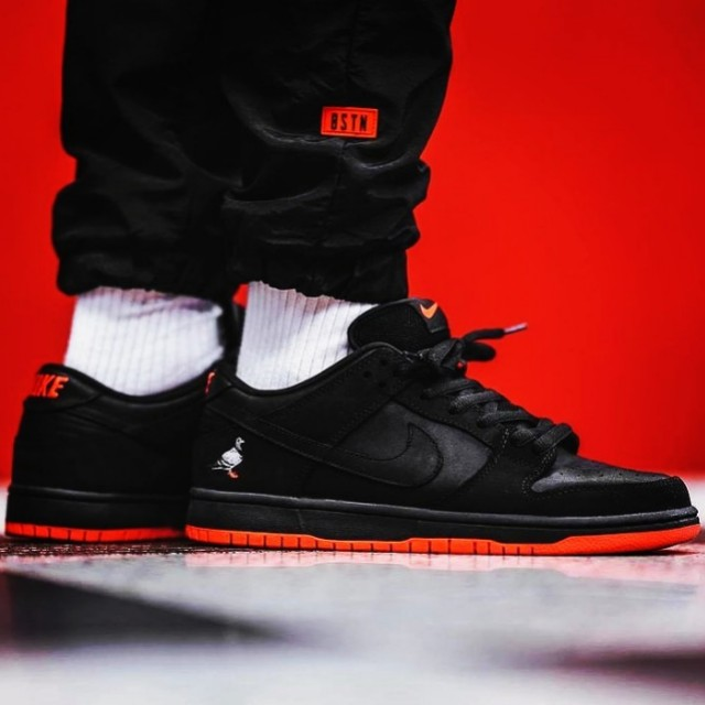 ... buy nike sb dunk low black pigeon mens fashion footwear on carousell  7abd4 38e63 7fda84d00e3