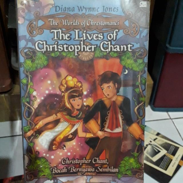 Novel The Worlds of Chrestomanci