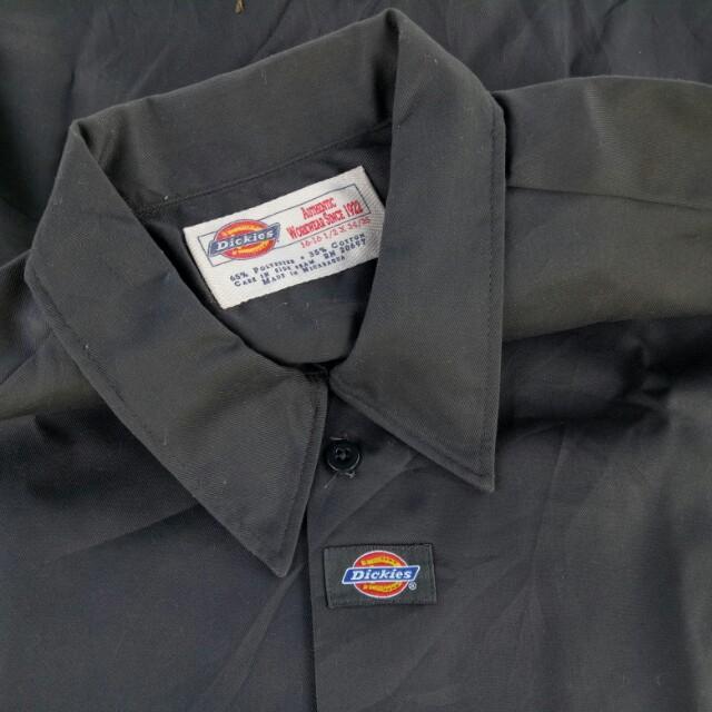 ccfaab85 Original Dickies Work Shirt Baju Workwear Made in Nicaragua Size L street  wear carhartt supreme bape stussy, Men's Fashion, Clothes on Carousell