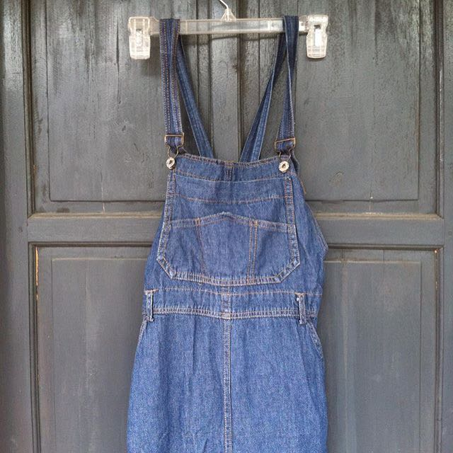 Overal jeans (rok)