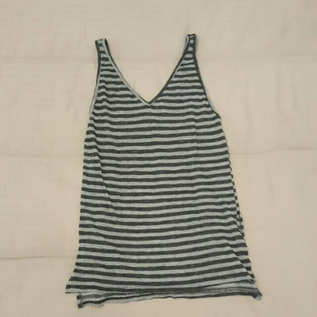 Pacsun Striped Tank Top