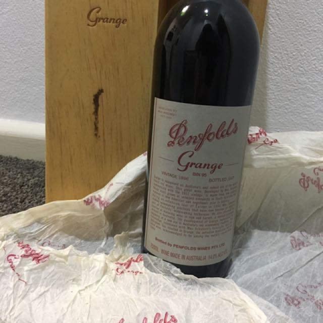 Penfolds Grange 1996