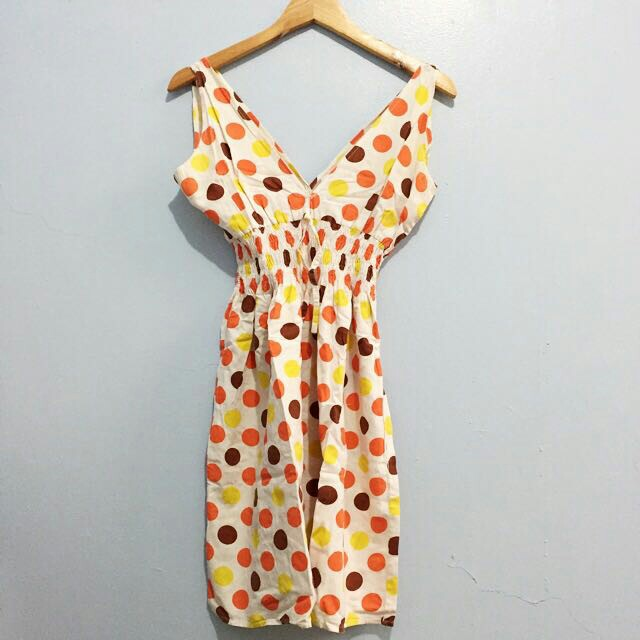 Polkadot Dress/Top
