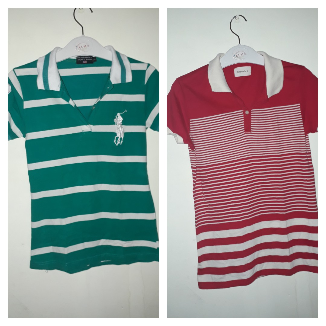 Polo shirts bundle