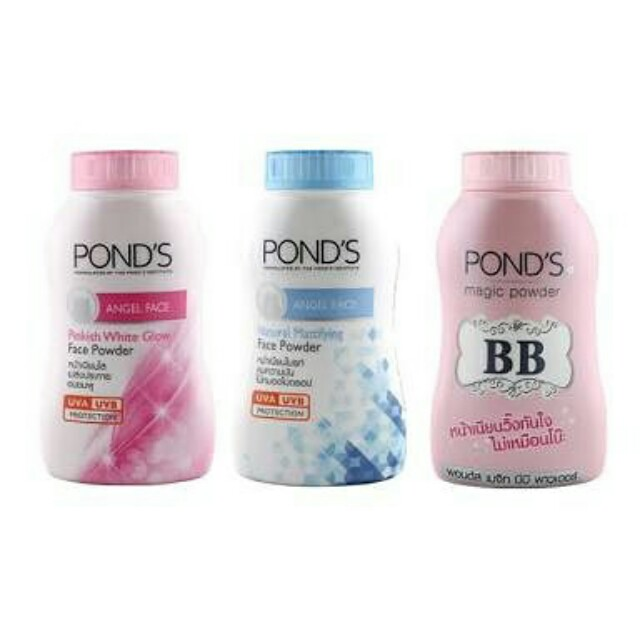 Ponds bb