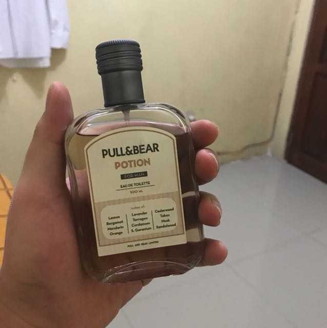 Pull & Bear Potion Men's Fragarance