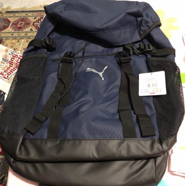 Puma Training Backpack (Authentic 744978355fe6c
