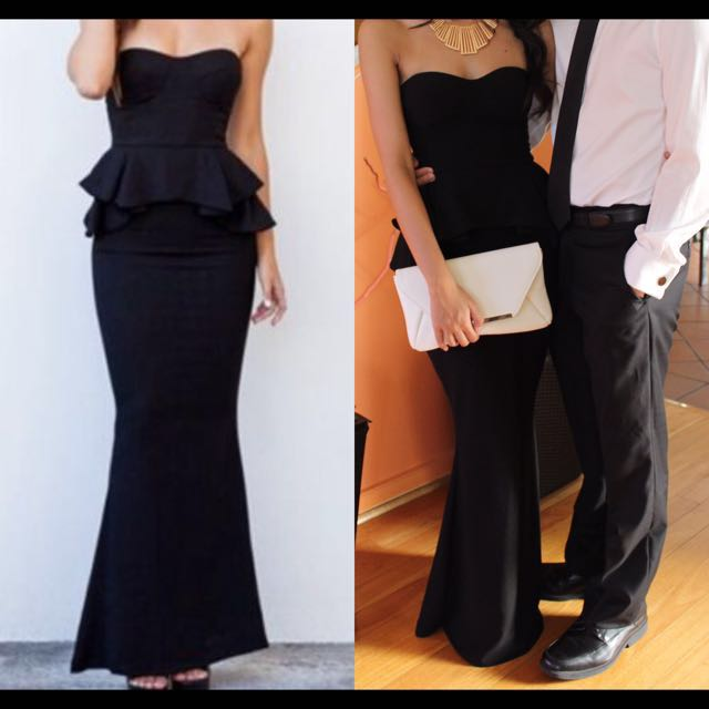 SHEIKE 'Amazed Maxi' Formal Dress (Size 6)