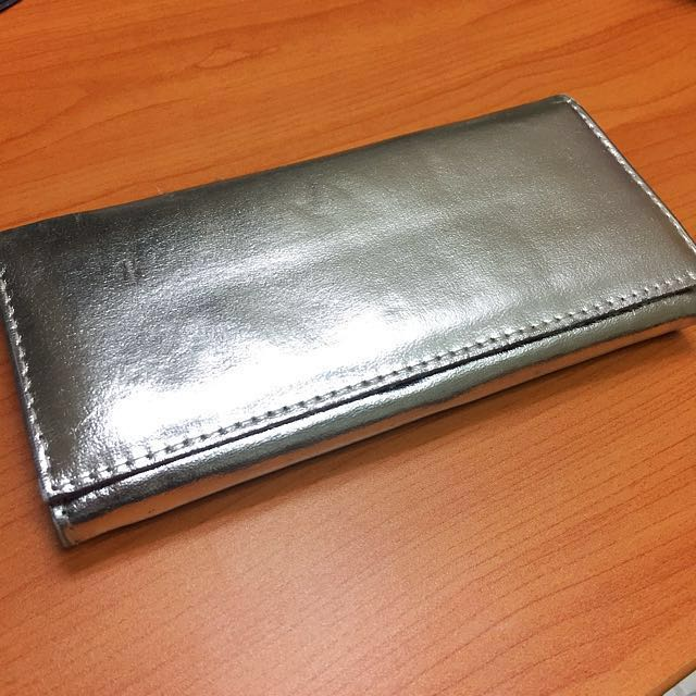 Silver Wallet