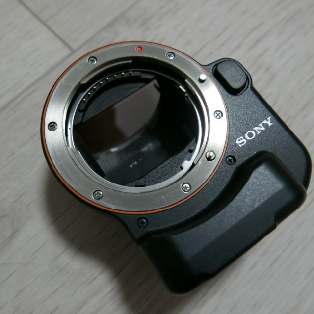 LAEA4 Sony Lens Mount Adapter