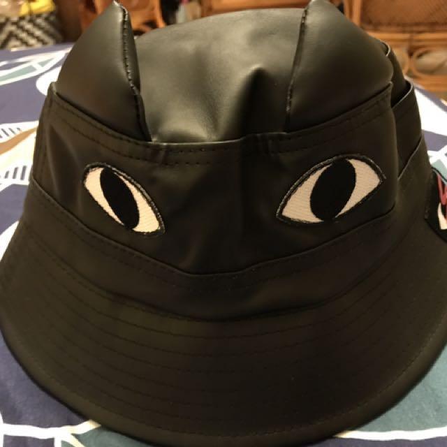 Ssssexy cat釣魚帽(全新吊牌未拆)#手滑買太多