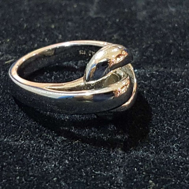 Sterling silver ring size 7